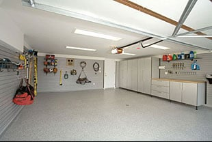 Garage Renovation
