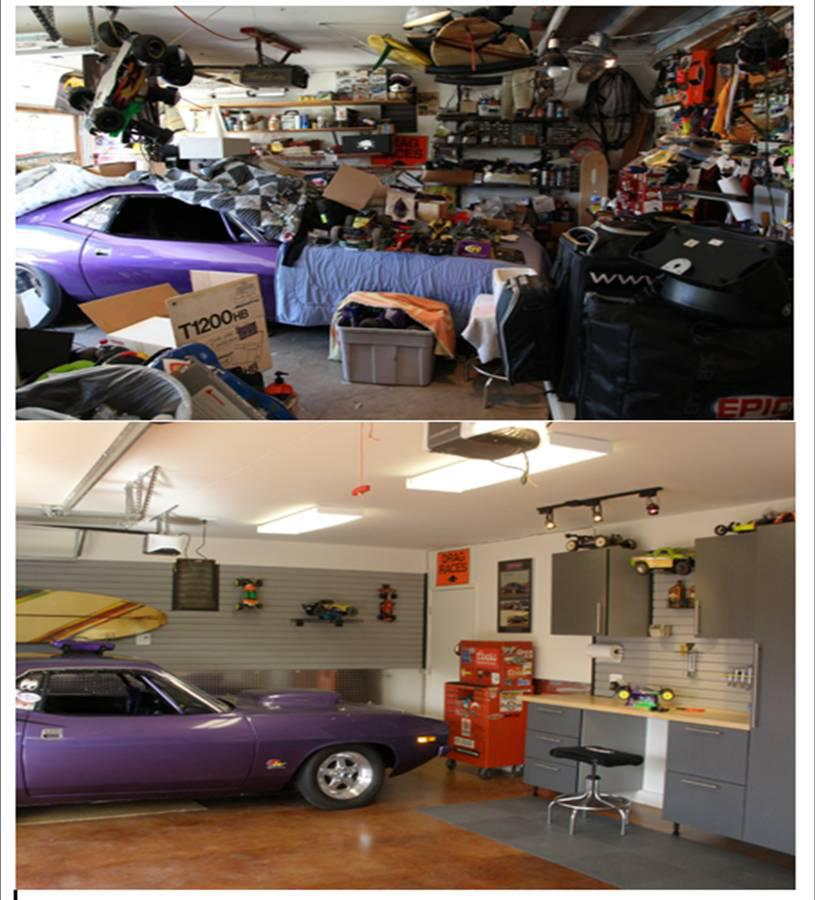 los angeles messiest garage
