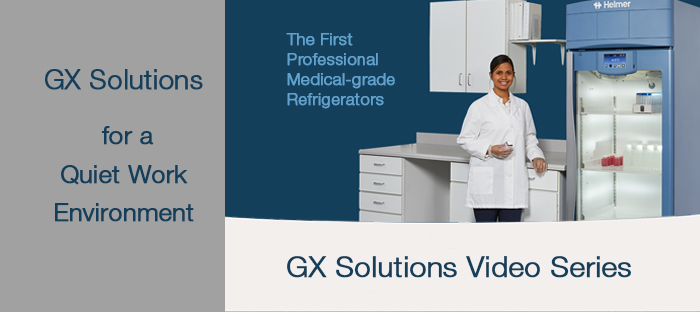 Video Highlights the Benefits of a Quiet Work Environment with GX Solutions