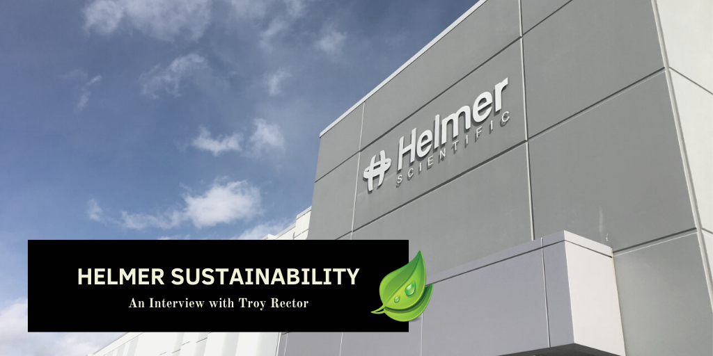 Helmer Sustainability: An Interview with Troy Rector