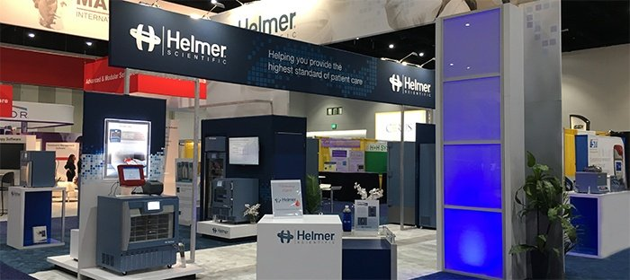 Helmer Scientific to Showcase New Products at the 2019 AABB Annual Meeting