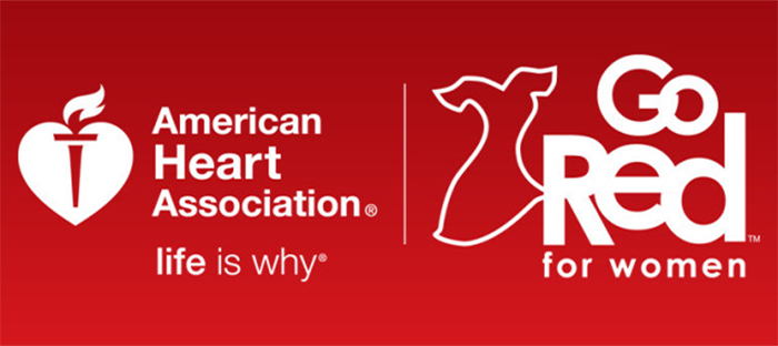 Go Red for Women Works to Prevent Heart Disease and Stroke – Wear Red on February 2, 2018!
