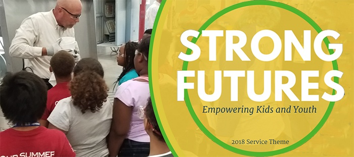 Strong Futures: Empowering Kids and Youth