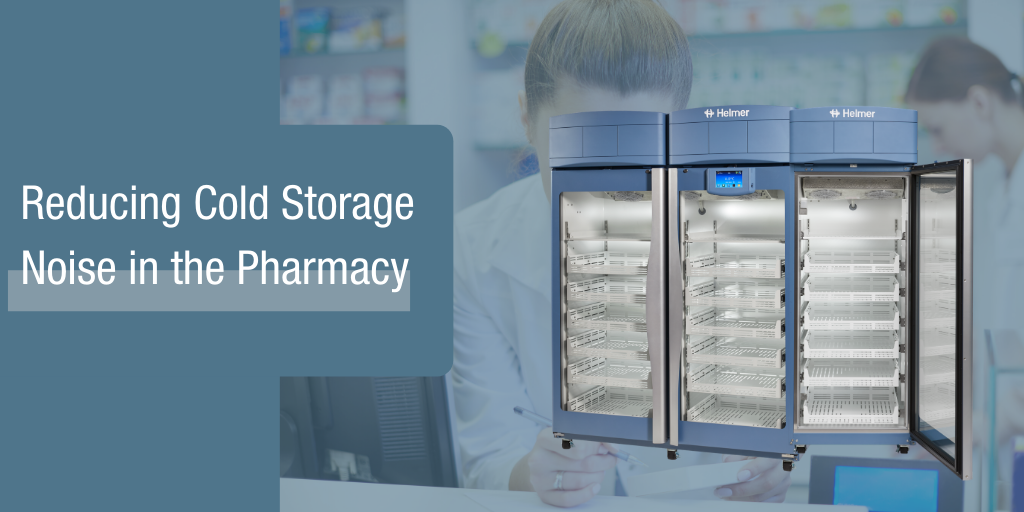 Reducing Cold Storage Noise in the Pharmacy