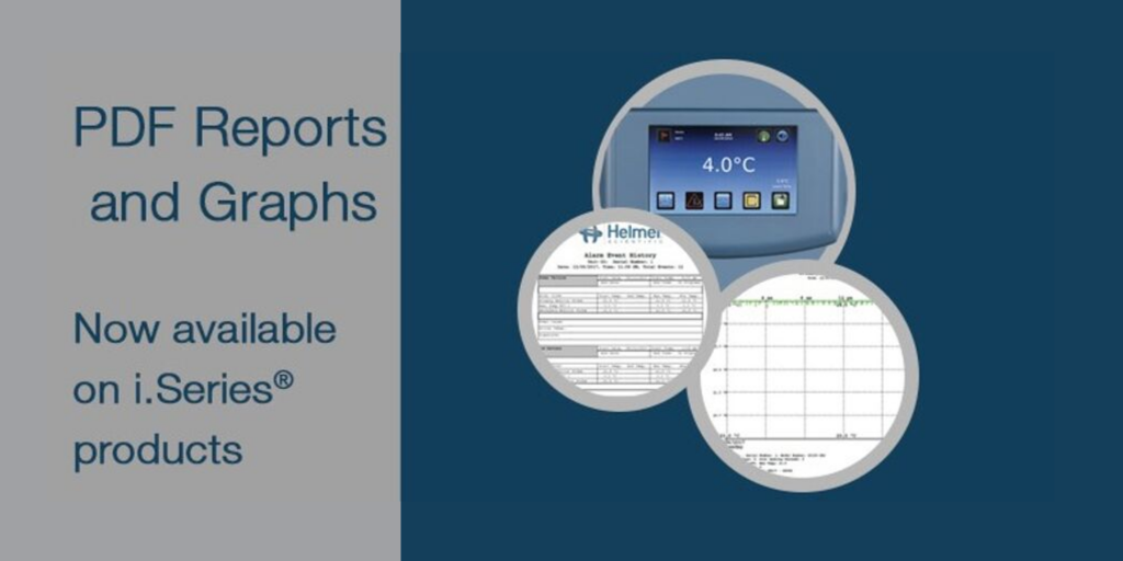 Now Available – PDF Temperature Graphs and Event Reports