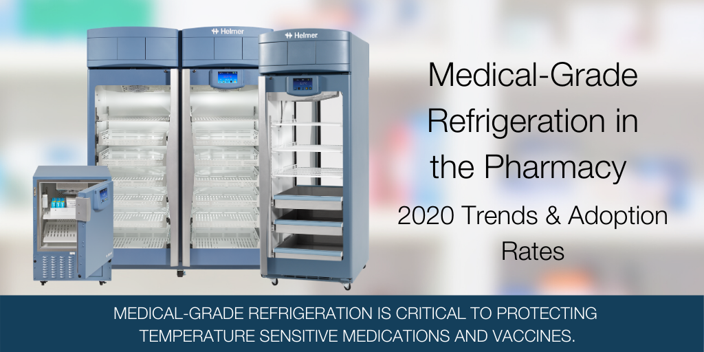 Medical-Grade Refrigeration in the Pharmacy: 2020 Trends & Adoption Rates
