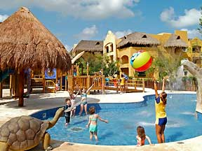 Iberostar Paraiso Beach kids Club