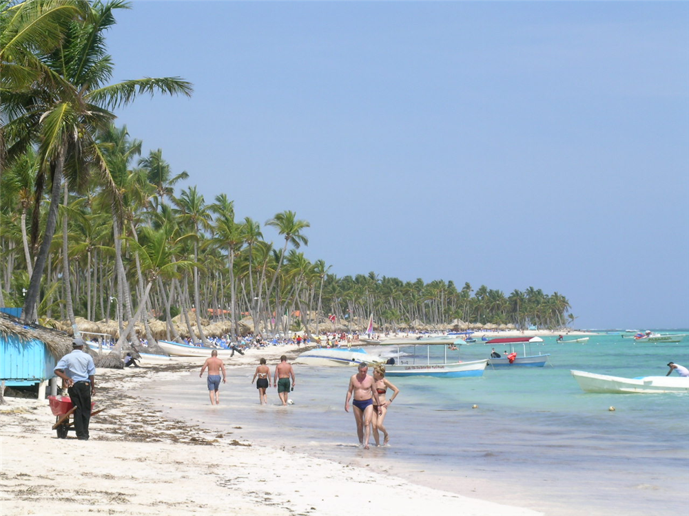 Dreams Palm Beach Punta Cana Is Perfect For Families Looking To Enjoy Long Walks On The