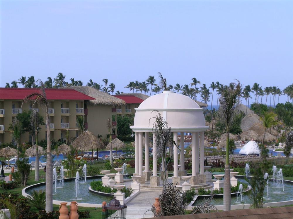Wedding Gazebo At Dreams Punta Cana Resort