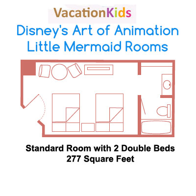 disney art of animation resort floor plan free home