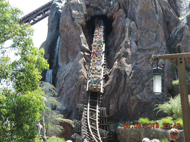 Roller Coaster Rides at Disney World Disney World Roller Coasters
