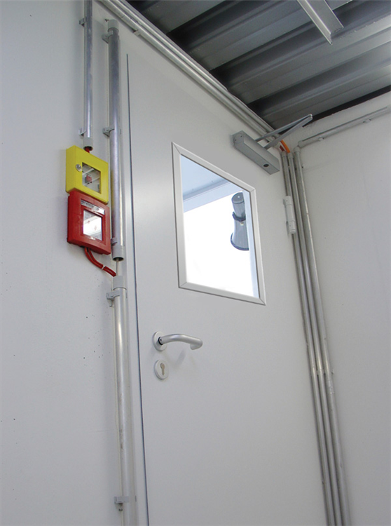 Image Gallery & Fire Doors u0026 Ballistic Doors Protection
