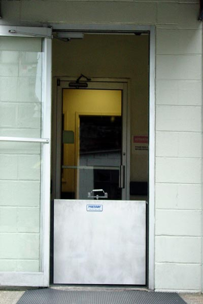 Adjustable Flood Protection Door Barrier Fb33