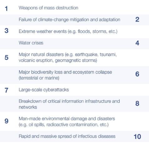 Top Ten Risks 2