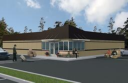 Self Storage Renderings