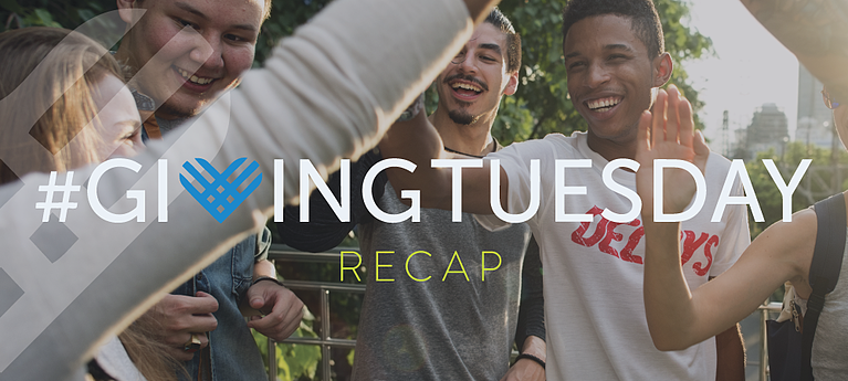 #GivingTuesday Recap: $7 Million in Donations, Up61%