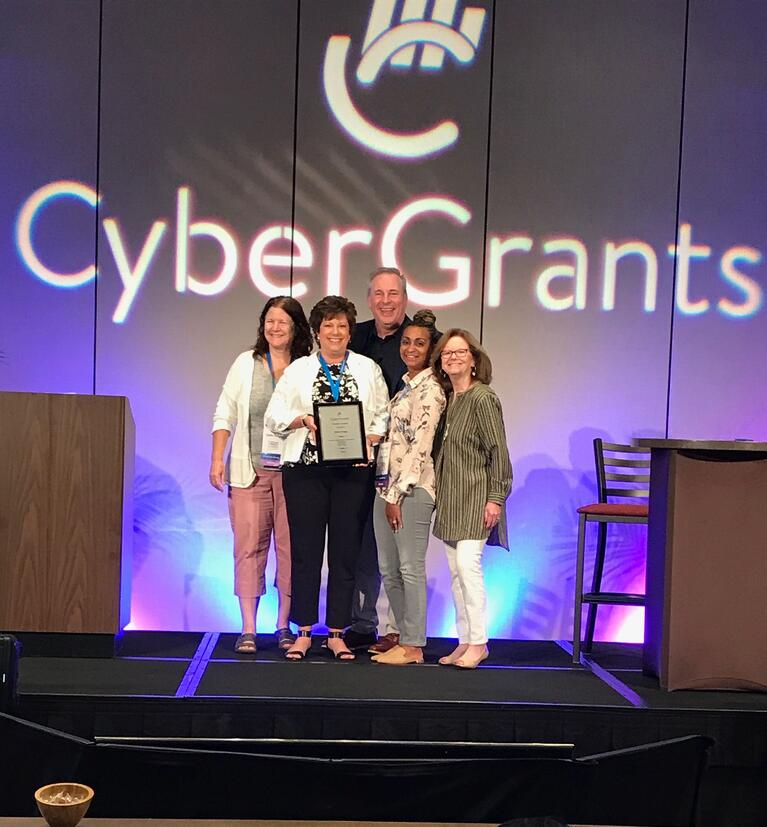 CyberGrants Announces 2019 Ovation Winners