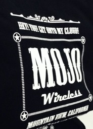Need #WirelessMojo? Leave a comment below to enter the drawing for this t-shirt?