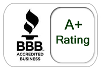 Better business Bureau A plus rated pest control