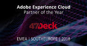 Adobe Partner of the Year 2018