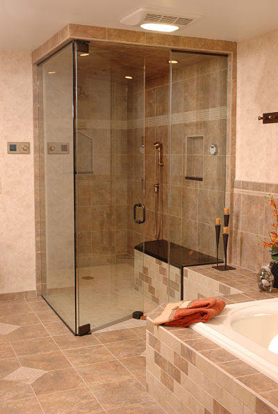 The Right Illumination With Shower Lighting Light