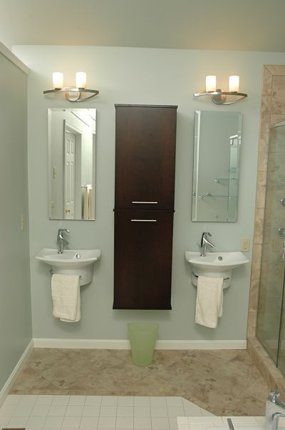 Design Options For Standard And Upscale Bathrooms
