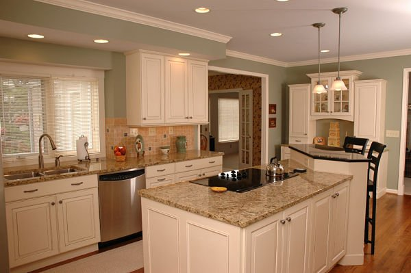 Our picks for the best kitchen design ideas for 2013 Popular kitchen colors with white cabinets