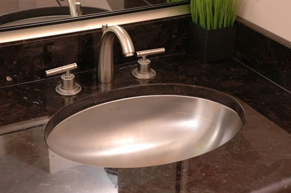 stainless undermount bathroom sink 7 bathroom sink styles that offer a variety of design options 20650