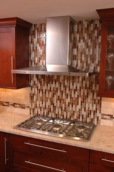 10 great kitchen design ideas - Ideas for backsplash behind stove ...
