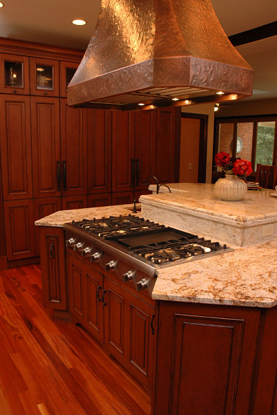 How to design a kitchen island that works for Kitchen islands with cooktop designs