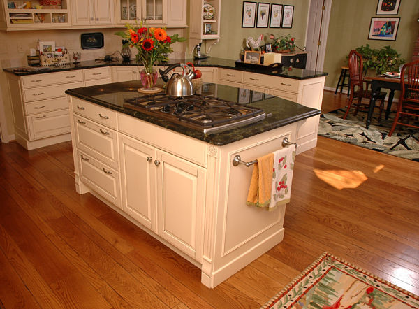What Should Be Height Of Kitchen Island Cooktop With Seating