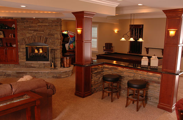 Home Remodeling Ideas Gallery: 5 Practical Ideas For Remodeling Or Adding A Family Room