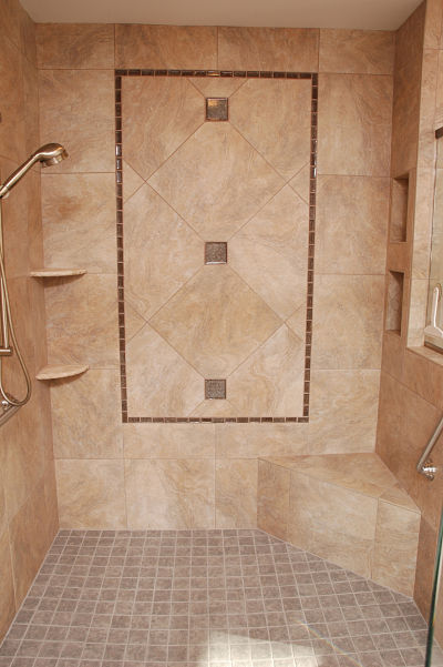 5 Bathroom Tile Design Ideas