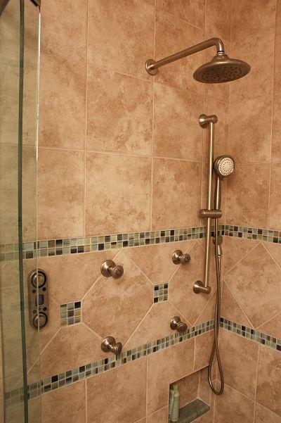 5 bathroom tile design ideas. Black Bedroom Furniture Sets. Home Design Ideas
