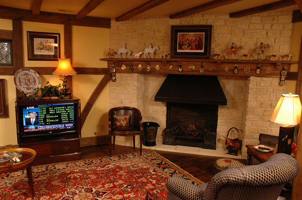 Project Spotlight Basement Remodel Features An Authentic