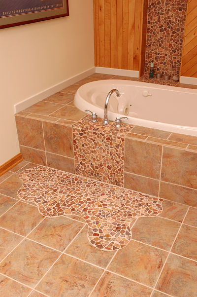 Laminate Flooring For Bathroom bathroom with laminate flooring Bathroom Flooring Products Features And Design Ideas