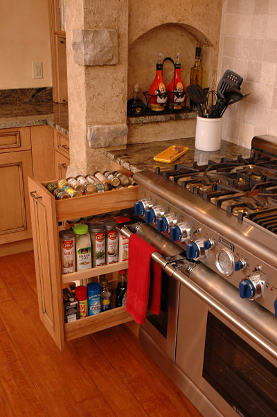 11 must have accessories for kitchen cabinet storage for Kitchen cabinet accessories