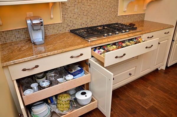 11 must accessories for kitchen cabinet storage