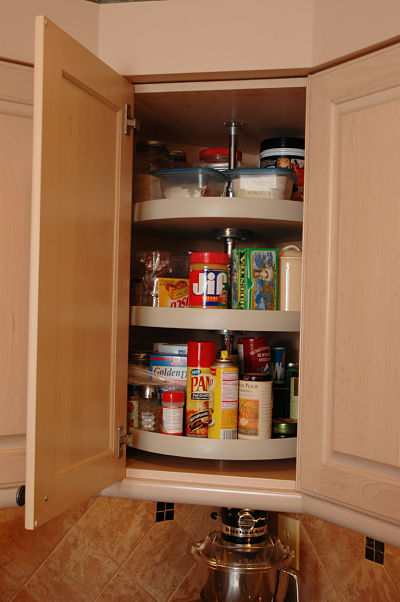 kitchen cabinet carousel 11 must accessories for kitchen cabinet storage 18301