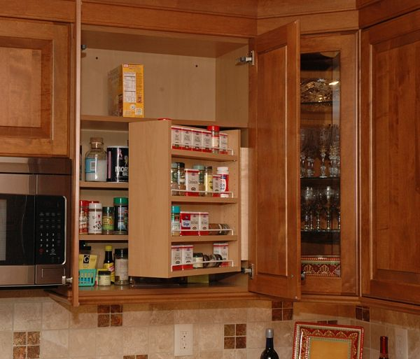 "11 ""Must Have"" Accessories For Kitchen Cabinet Storage"