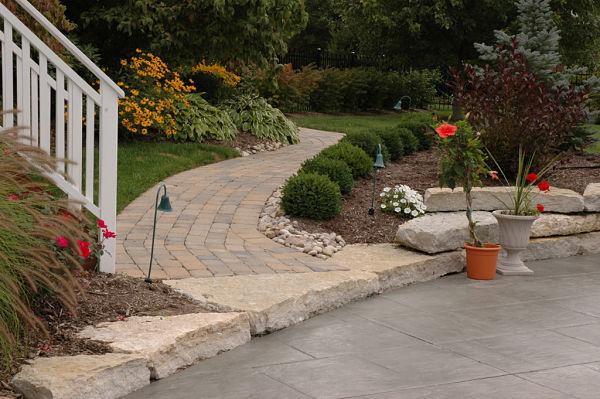 10 hardscape design ideas for gardens - Hardscape Design Ideas