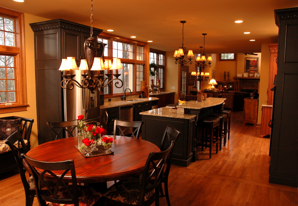 9 kitchen design ideas for entertaining