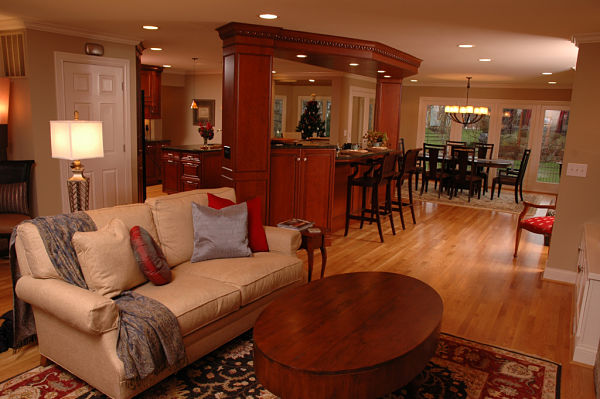 Use Wood Floors One Style Of Carpeting Vinyl Flooring Or Tile To