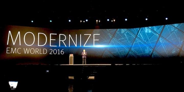 EMC World 2016 - Ben's Top 5