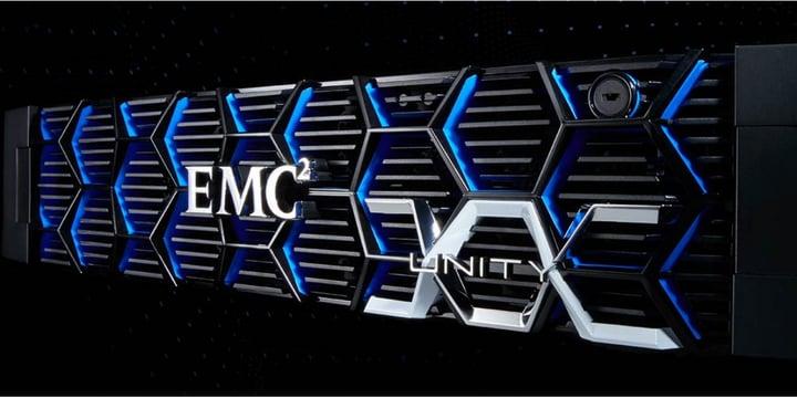 EMC World 2016 - The Big News - Unity