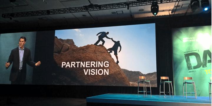 VMWare Partner Exchange 2015