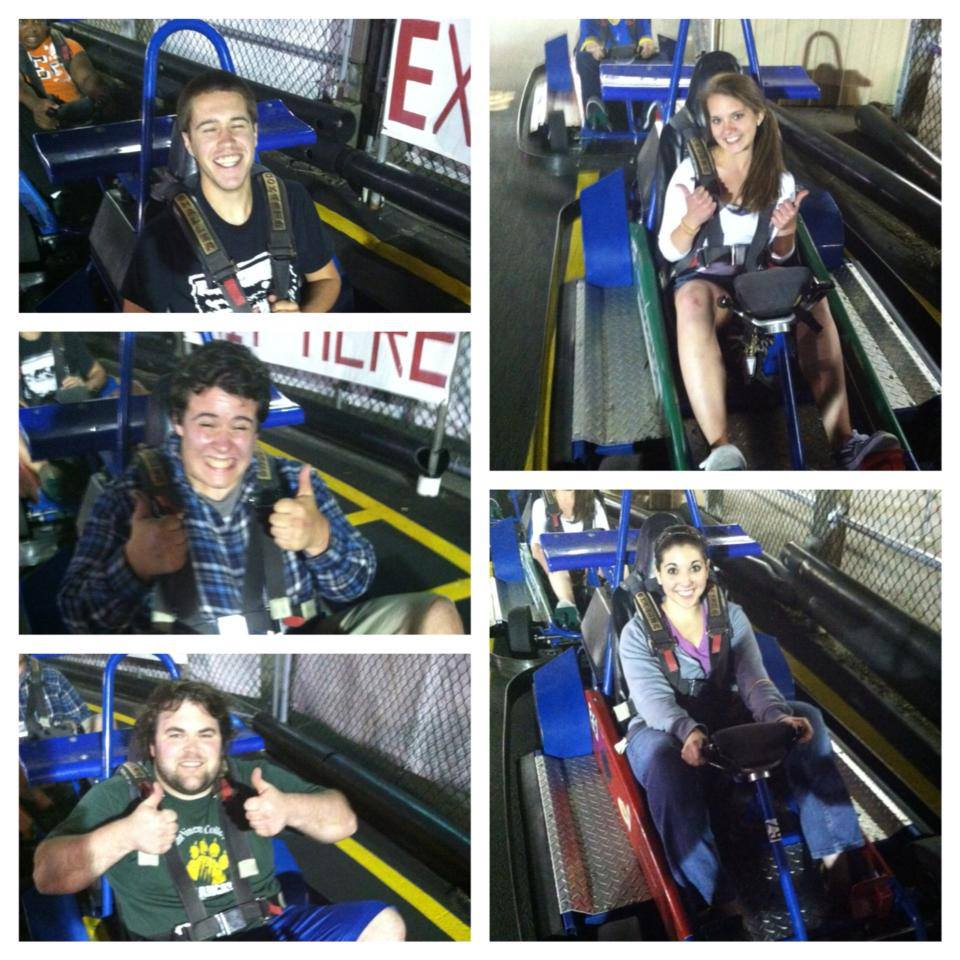 Statlers go carts