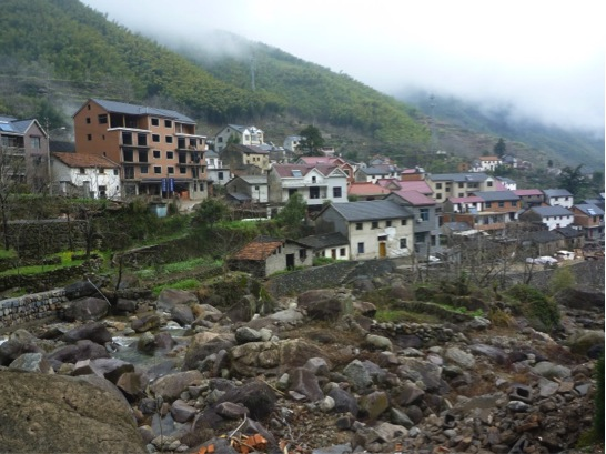 The Ling'An Village