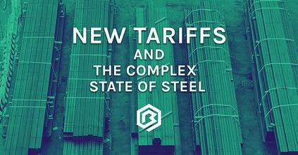 New Tariffs and The Complex State of Steel