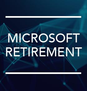 Microsoft Retirement
